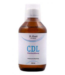 Dr. Kosek IFR medical® CDL Clordioxidlösung