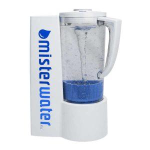 Wasserverwirbelung Alchimator